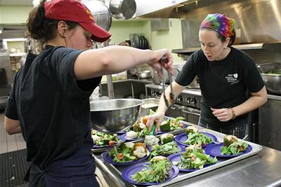 Miriam's Kitchen Human Services Program