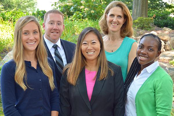 The Richard E. and Nancy P. Marriott Foundation Staff